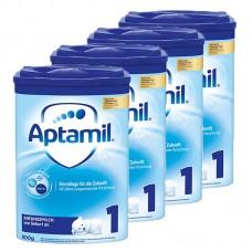 Aptamil 1 First Infant Milk Formula 4x800g