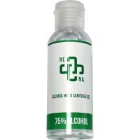75% alcohol antibacterial hand sanitiser 6 units